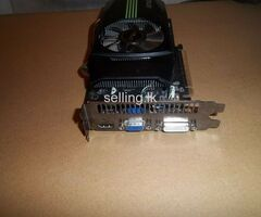 GTS 450 1GB GDDR5 VGA CARD