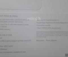iMac 21.5 inch 4k