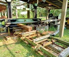 Saw mill for sale