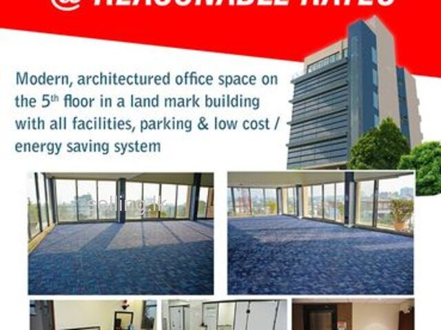 Prime Office Space for Rent at Rajagiriya