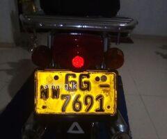 Honda CD 125 Benly