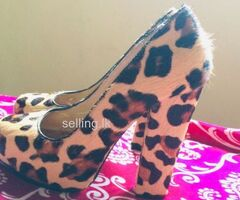 size 36 M ladies high heels