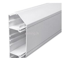 PVC Trunkings - 3 Compartment