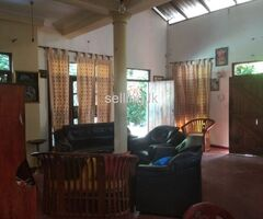 House for sale in kalalpitiya matale