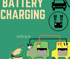 Car Battery Charging & Jump Start