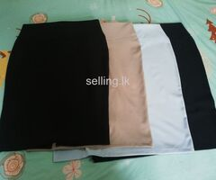 High quality skirt