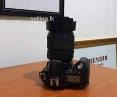 Nikon D90 with VR LENS