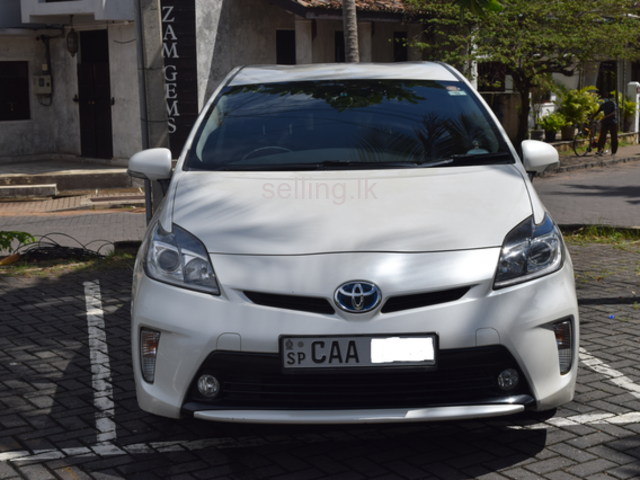 Toyota Prius S Grade