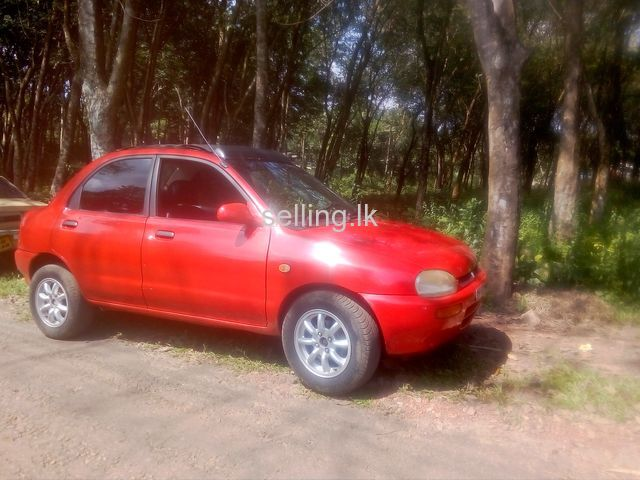 Mazda autozam 1999 car for sale