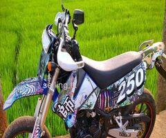 Demak DTM bike