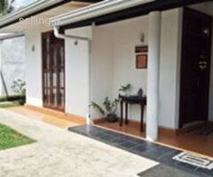 A Beautiful Newly Built House For Sale at Kahathuduwa