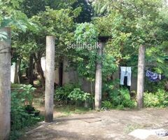 Land sale in Maharagama