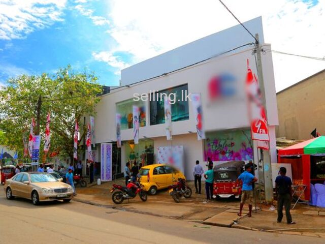 A building for rent or lease Battaramulla