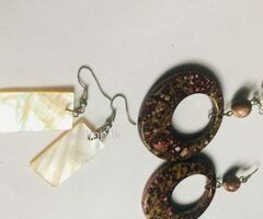 ladies earings necklaces for sale