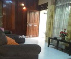 House for sale in Panagoda  293 bus road
