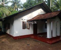Hose for rent at gonawala