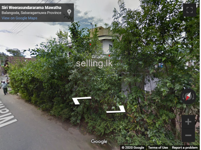 Precious Land for sale in the Balangoda Town