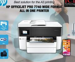 HP A3 All in one printer
