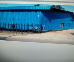 Warehouse for rent / lease