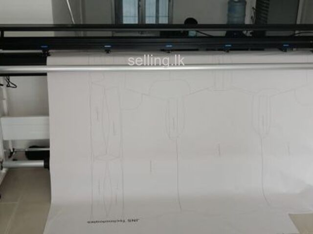 Marker Plotting and Pattern Making service