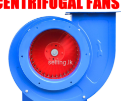 centrifugal  duct EXHAUST fans