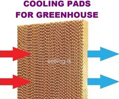 greenhouse cooling systems