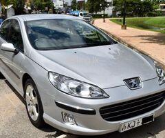 Peugeot 407 Sport Edition
