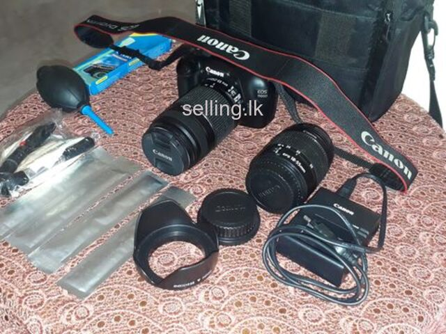 CANON 1100D FOR SALE