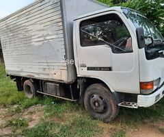 Aluminium Lorry body