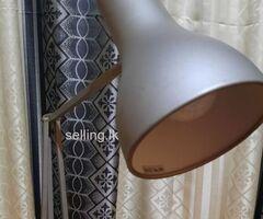 Nickel Adjustable Table Desk Lamp