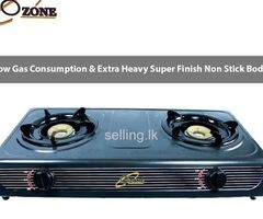 ozone gas cooker