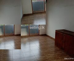 Upstairs Annex for Rent Piliyandala