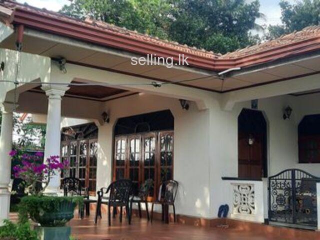 House and Land for Sale Minuwangoda