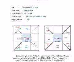 ජොතිෂ්ය කටයුතු / astrology service