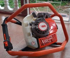 DBL Earth Auger 68 CC 350*800 MM Drill with Extra 300 Blade