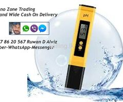 Cheapest pH Meter from Nano Zone Trading