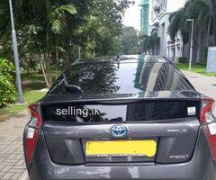 Toyota Prius 2016 Hybrid For Sale