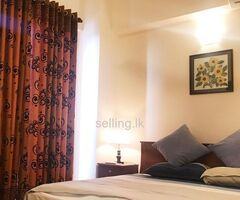 Furnished 3 BHK Apartment for sale in Wellawatte