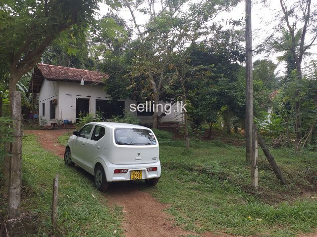 Land and house for sale in Mirigama