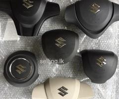 Suzuki wagon r Steering wheel Air bag