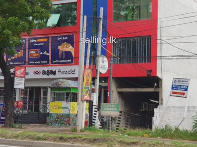 commercial space for rent Wattala