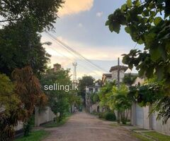 15 perch land in Pita Kotte for urgent sale (NEGOTIABLE).
