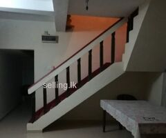 Annex for rent in Dehiwala
