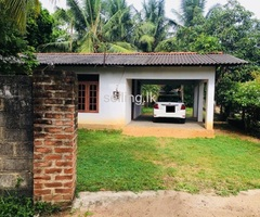 Land with house for sale in Seeduwa
