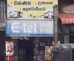 Shop for rent in Arangala Juction