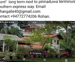 Villa for sale Galle