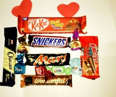 Valentine Gift Box Chocolate