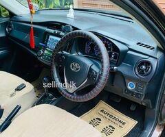 Toyota Axio G grade  2016