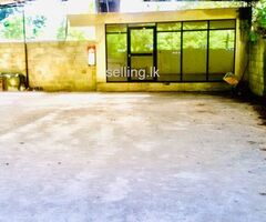Building, Storage, Yard For Rent