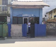 Commercial property for sale in Kolonnawa Road, Colombo 09
